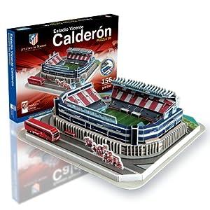Nanostad - Puzzle 3D Estadio Vicente Calderón (15499)