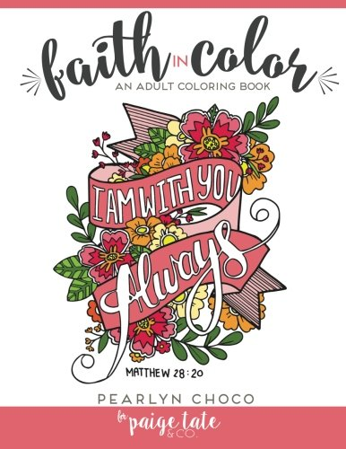 Download Faith in Color: An Adult Coloring Book