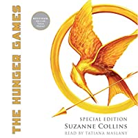 The Hunger Games audio book
