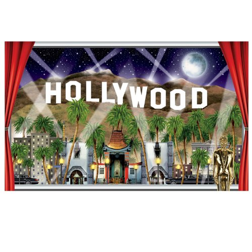 Hollywood Insta-View Party Accessory (1 count) (1/Pkg)
