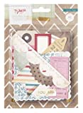 Crate Paper The Pier Ephemera Embellishments Pack 683203