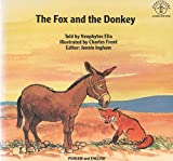 img - for The Fox and the Donkey (English and Punjabi Edition) book / textbook / text book