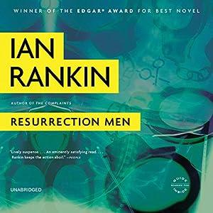 Resurrection Men Audiobook