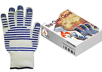 o0ogant anti chaleur anti d rapant d rapant 1 x gant gant de cuisine gant a four hygi ne. Black Bedroom Furniture Sets. Home Design Ideas