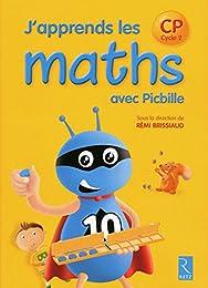J'apprends les maths avec Picbille CP - Livre du maître