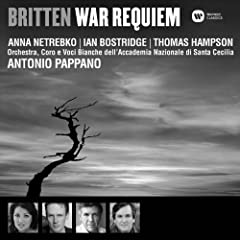 Britten: War Requiem [+digital booklet]