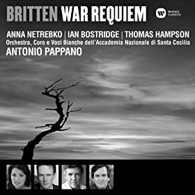 "War Requiem, Op. 66, Dies Irae: 'Be Slowly Lifted Up""' (Baritone)"