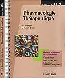echange, troc Alexandre Somogyi, Laurence Mérian-Brosse - Pharmacologie - Thérapeutique