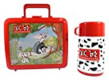 Disney's 101 Dalmatians Plastic Lunch Box (Water Bottle Included)