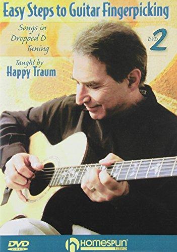 Easy Step to Guitar Fingerpicking 2 [DVD] [Import]