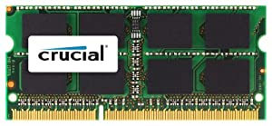 Crucial 2 GB DDR2 667 MHz (PC2-5300) CL5 SODIMM 200-Pin for Mac (CT2G2S667M )