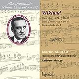Romantic Piano Concerto Vol.57. Sturfalt, Helsingborg, Manze