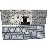 Laptop Keyboard for Sony VAIO VPCEB VPC-EB V111678B 148793441 V111678A Swiss SW White