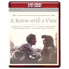 A Room with a View [HD DVD]