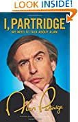 I, Partridge by Alan Partridge Book Cover