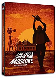 The Texas Chain Saw Massacre: 40th Anniversary Restoration - 2 Disc Limited Edition Steelbook [Blu-ray]