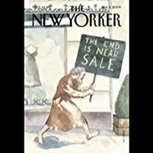 The New Yorker, January 5th, 2008 (Patricia Marx, Jonathan Harr, Kate Julian)  by The New Yorker Narrated by Todd Mundt