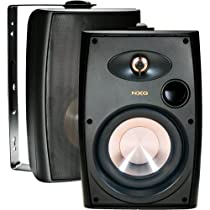 "NXG Technology NX-AW6B 6.5"" 125-Watt 2-Way Outdoor - Indoor - Marine Weather-Resistant Speakers (Pair)"