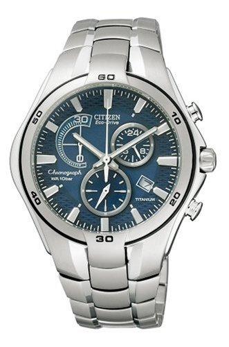 CITIZEN (シチズン) 腕時計 ALTERNA オルタナ クロノグラフ Eco-Drive エコ・ドライブ VO10-5993F メンズ