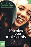 "Afficher ""Paroles pour adolescents"""