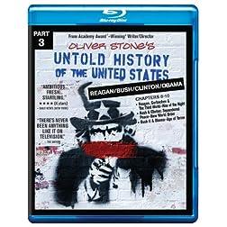 Untold History of the United States Part 3: Reagan / Bush / Clinton / Obama [Blu-ray]