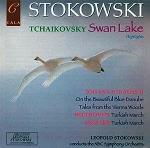 Conducts Swan Lake:Highlights