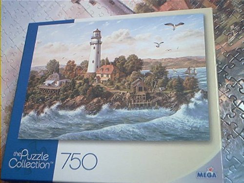 Midsummer Breeze From The Puzzle Collection 750 Piece - 1