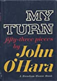My Turn (0394437357) by O'Hara, John