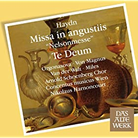 Mass No.11 In D Minor Hob.Xxii, 11, 'Missa In Angustiis' [Nelson Mass] : VI Agnus Dei