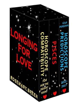 Taurus Love Sign Bundle Set: 3 Astrology Love Sign Books In