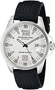 Stuhrling Original Men's 219.331611 Sportsman Monterey Swiss Quartz Watch