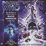 Marc Platt Relative Dimensions (Doctor Who: the Eighth Doctor Adventures)