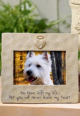 Grasslands Road Pet Memorial Frame from Grasslands Road