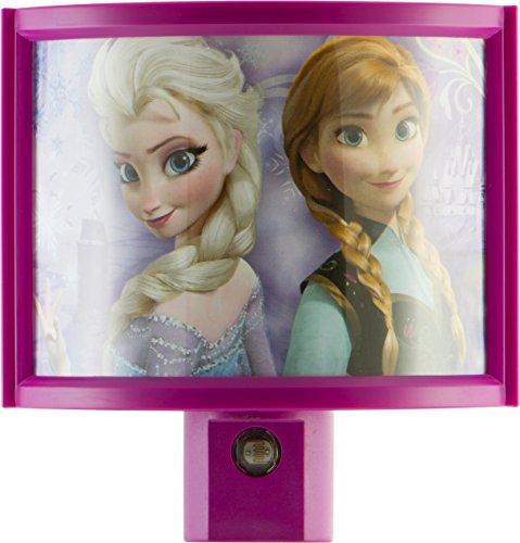 Jasco Disney Frozen Light-Sensing LED Night Light