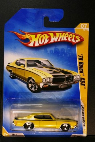 Hot Wheels '70 Buick GSX