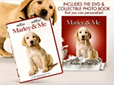 Cover of &quot;Marley &amp; Me (Three-Disc Bad Dog...