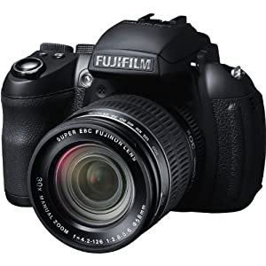 Fujifilm FinePix HS35EXR 16MP Digital Camera with 3-Inch LCD (Black)