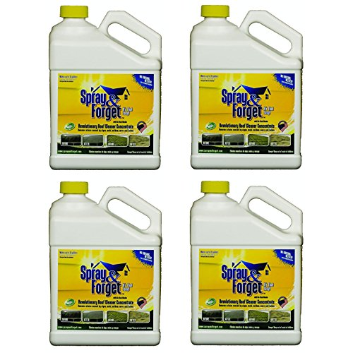 spray-and-forget-sf1g-j-1-gallon-concentrated-eco-friendly-roof-cleaners-4-pack