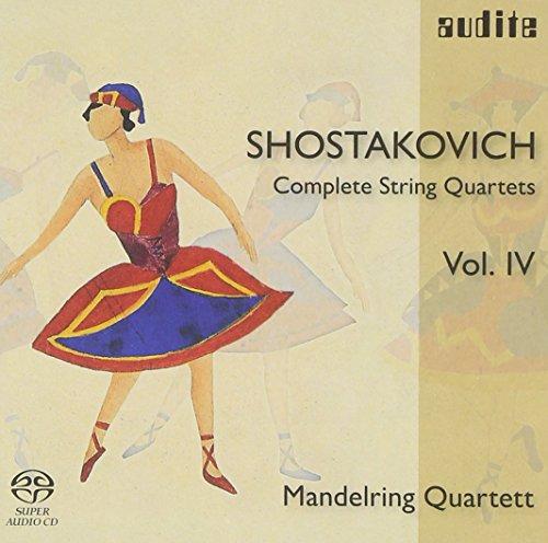 SHOSTAKOVICH / MANDERLING QUARTETT