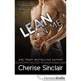 Lean on Me (Masters of the Shadowlands Book 4) (English Edition)