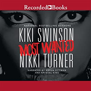 Most Wanted Audiobook
