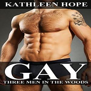 Three Men in the Woods Audiobook