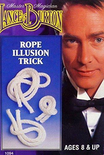 Master Magician Lance Burton Rope Illusion Trick - 1