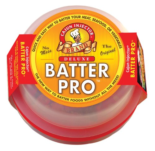 cajun injector deluxe batter pro bowl new ebay