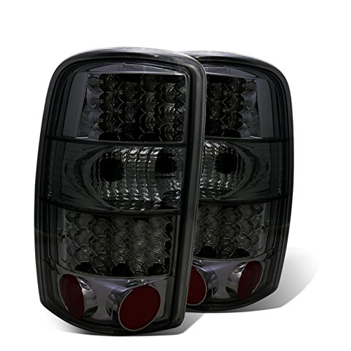 Chevy Tahoe / Suburban / G.M.C Denali 00-06 Led Tail Light Dark Smoke New