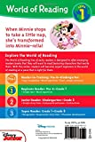 World of Reading: Mickey Mouse Clubhouse Minnie-rella: Level 1