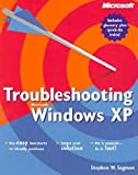 img - for Troubleshooting Microsoft Windows XP (Cpg-Troubleshooting) book / textbook / text book