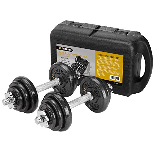 gold-coast-20kg-cast-iron-dumbbell-set-with-carry-case