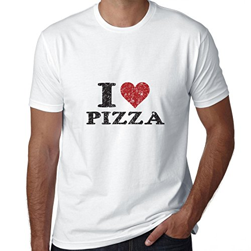 funny-food-i-love-pizza-exclusive-quality-t-shirt-for-herren-xs-shirt