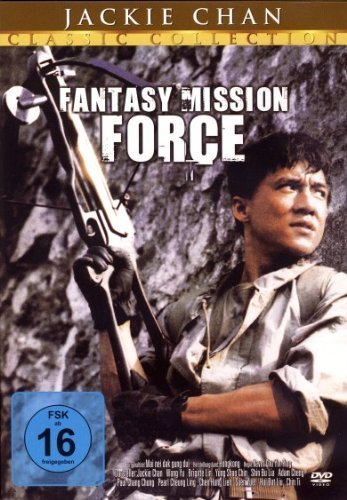 Jackie Chan - FANTASY MISSION FORCE - Classic Collection